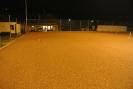 Sandplatz statt Schlammplatz